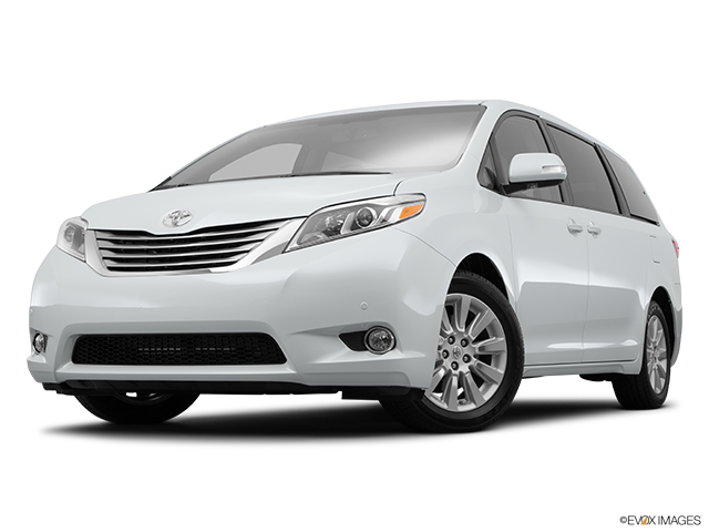 2015 Toyota Sienna in Westborough MA