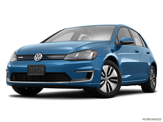 Certified 2015 Volkswagen e-Golf