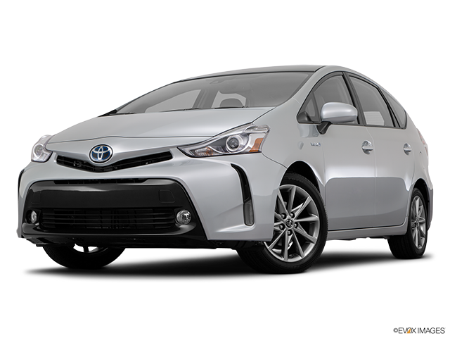 2016 Toyota Prius V in Westborough MA