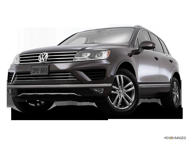 Certified 2015 Volkswagen Touareg