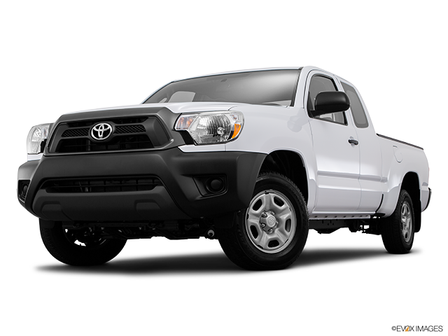 2016 Toyota Tacoma in Westborough MA