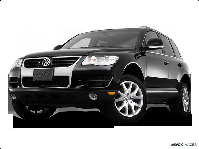 Certified 2010 Volkswagen Touareg