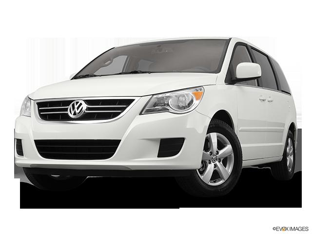 Certified 2011 Volkswagen Routan
