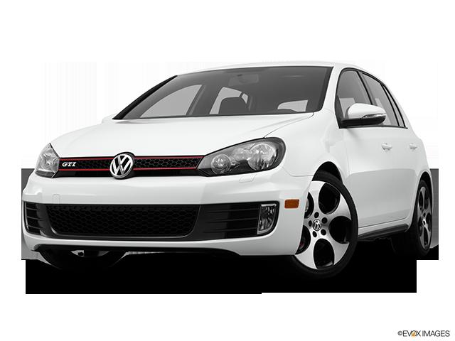 Certified 2012 Volkswagen GTI
