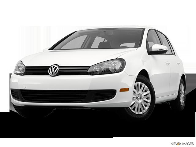 Certified 2012 Volkswagen Golf