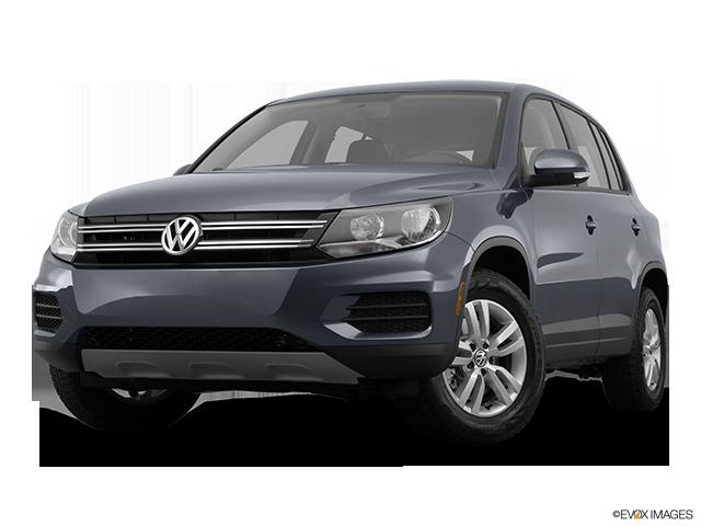 Certified 2012 Volkswagen Tiguan