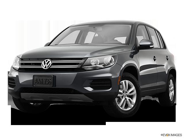 Certified 2013 Volkswagen Tiguan