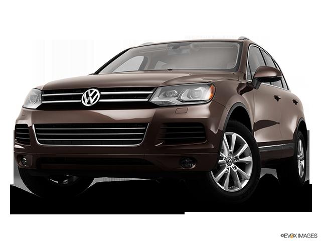 Certified 2013 Volkswagen Touareg