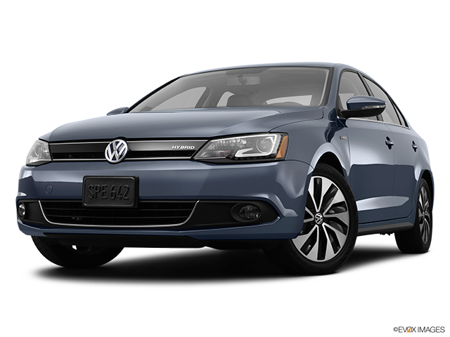 Certified 2013 Volkswagen Jetta Hybrid