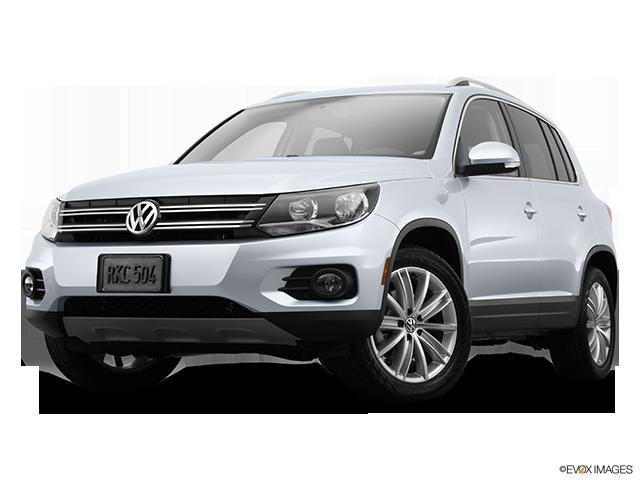 Certified 2014 Volkswagen Tiguan