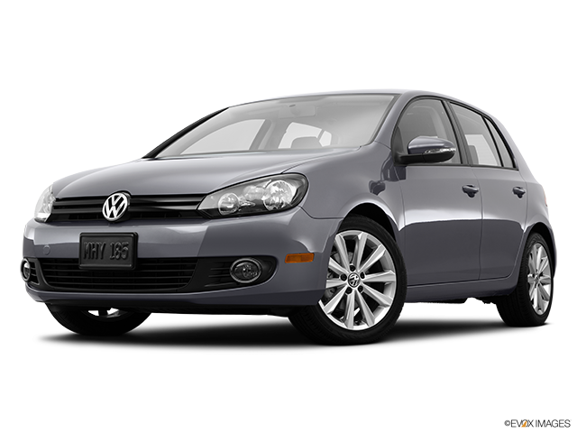 Certified 2014 Volkswagen Golf