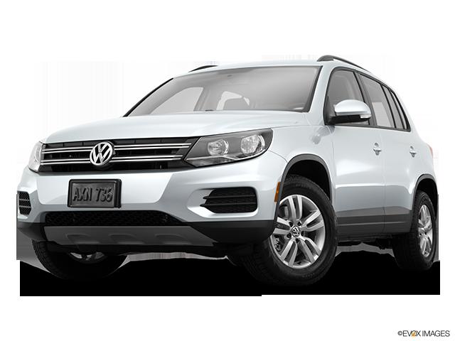 Certified 2015 Volkswagen Tiguan