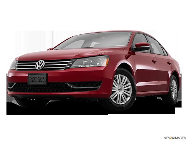 Certified 2015 Volkswagen Passat