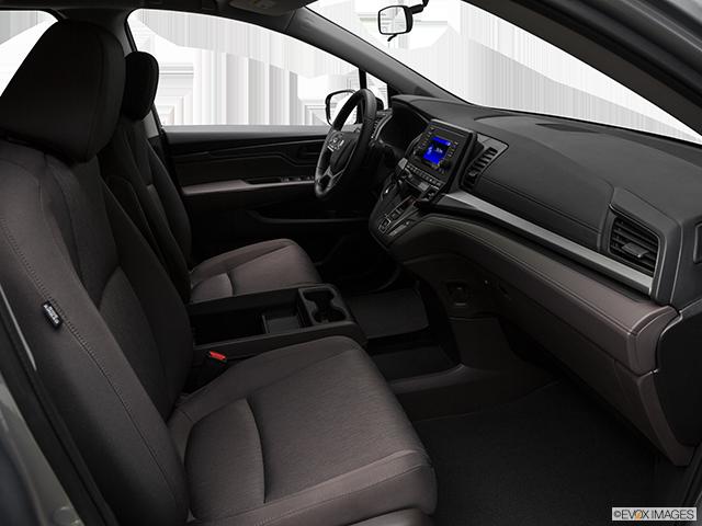 2019 Odyssey LX  Interior