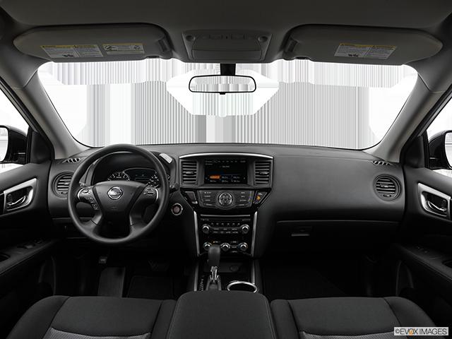 2019 Pathfinder S FWD Interior