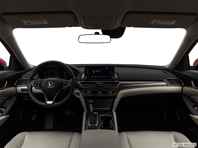 2019 Accord Sedan LX  Interior