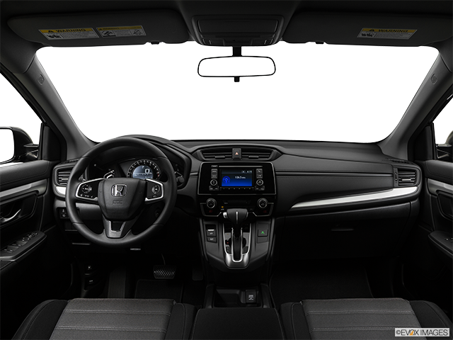 2019 CR-V LX FWD Interior