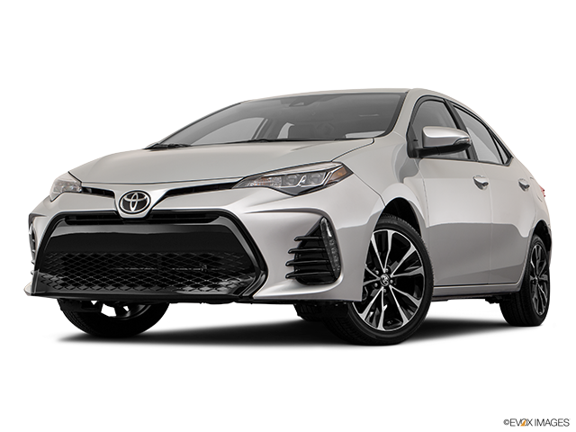 2020 Toyota Corolla at Boch Toyota South