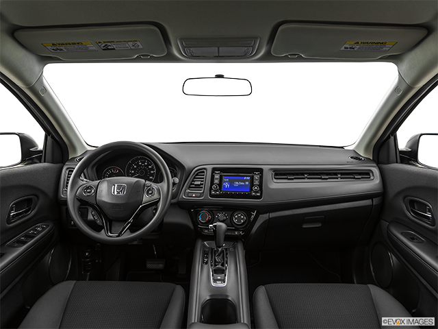2019 HR-V LX FWD Interior