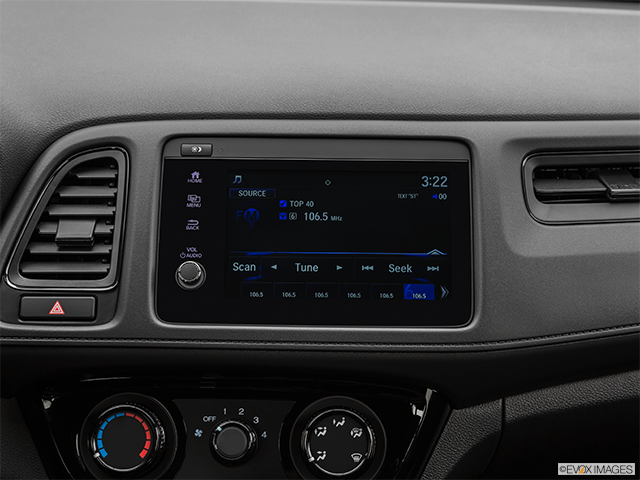 2019 HR-V Sport 2WD Interior