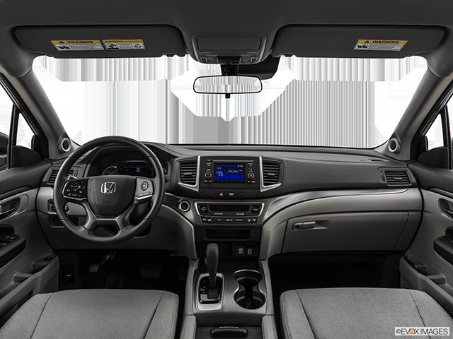 2019 Pilot LX  Interior