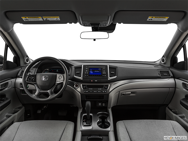 2019 Pilot LX 2WD Interior