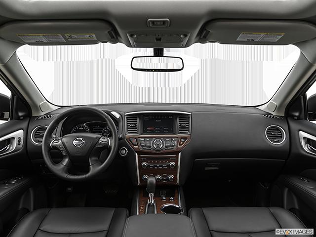 2019 Pathfinder   Interior