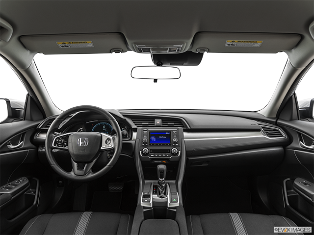 2019 Civic Sedan LX  Interior