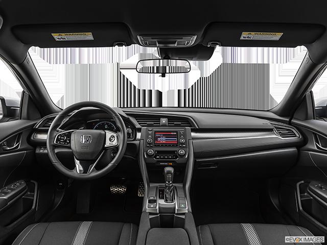 2019 Civic Sport  Interior
