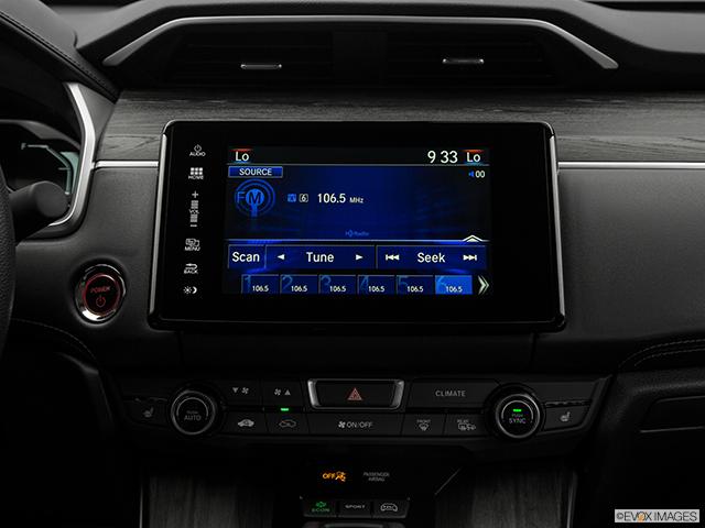 2019 Clarity Plug-In Hybrid   Interior