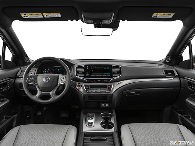 2019 Passport   Interior